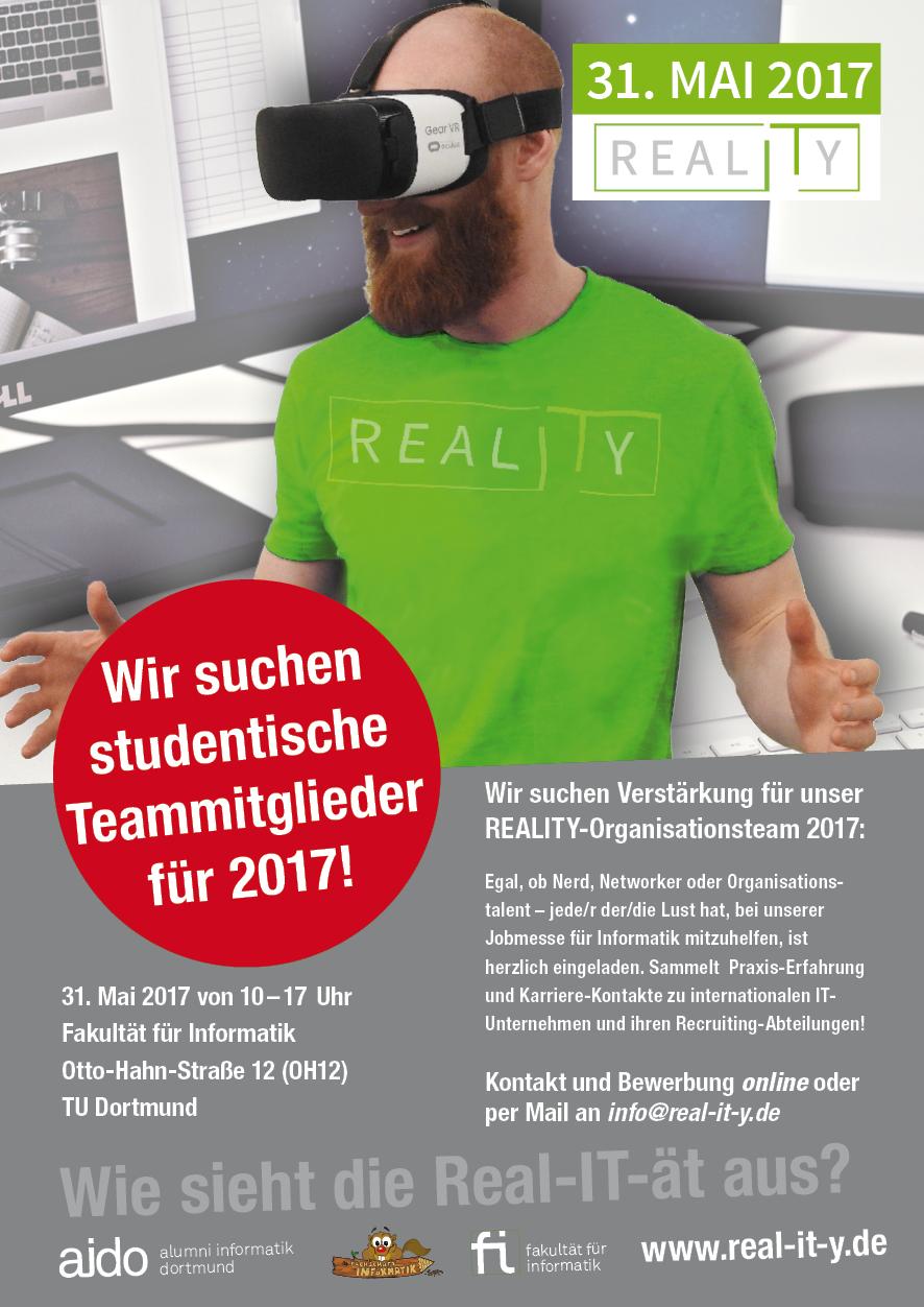 reality 2017 - Real Online Bewerbung
